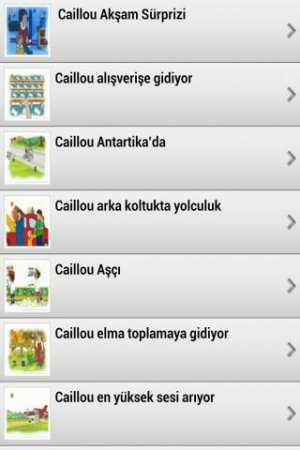 Çizgi Film İzle (Android Çizgi Film İzleme Uygulaması)