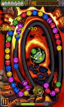 Zuma Blitz (Android Zuma Oyunu)