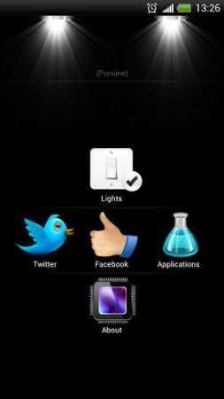 Phone Lights (Android Telefon Işıklar Uygulaması)