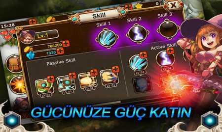 Kingdom & Dragons (Android Aksiyon Macera RPG Oyunu)