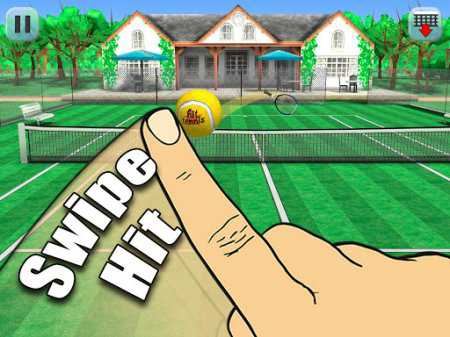 Hit Tennis 3 (Android Tenis Oyunu)