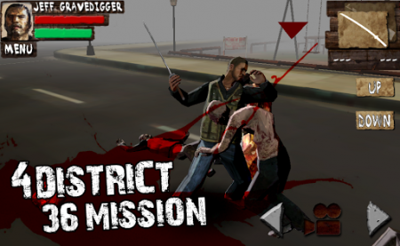 Zalive Zombie survival Android indir