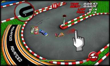 RC Mini Racing (Uzaktan Kumandalı Araba Yarışı)