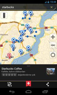 Yandex Haritalar Türkçe (Yandex Maps Android)