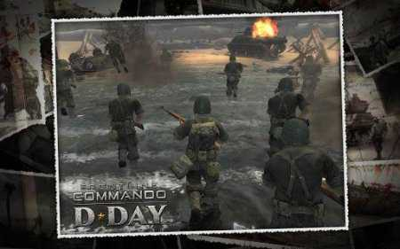 FRONTLINE COMMANDO: D-DAY (Android Savaş Oyunu)