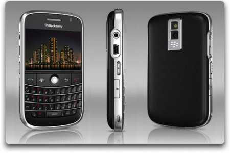 BlackBerry Bold 9000 Smartphone Kullanma Kılavuzu - Türkçe