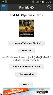 Film Izle HD (Android HD Film izle)