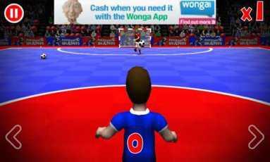 Football Headers (Kafa İle Futbol Oyunu)