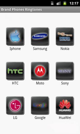 Android Telefonların Orjinal Zil Sesleri Uygulaması