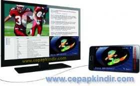 Android Telefonlarda Ekran Görüntüsünü Televizyona Aktarma Yöntemi