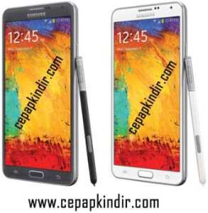Samsung Galaxy Note 3 Türkçe Kullanma Kılavuzu (PDF)