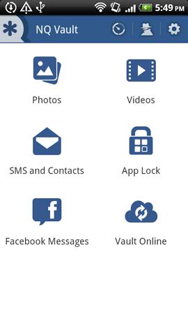 Telefonda Dosyaları Şifreleme Programı