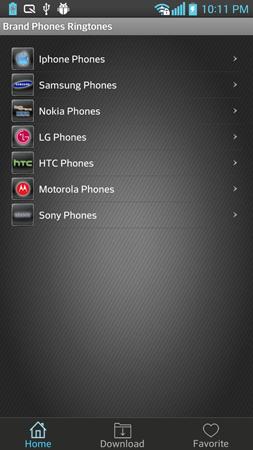 Bütün Telefonların Android Orjinal Zil Sesleri