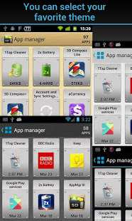 AppMgr III (App 2 SD) - Android Telefon Belleğini SD Karta Taşıma