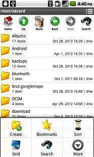 File Manager (Android Dosya Yöneticisi Uygulaması)