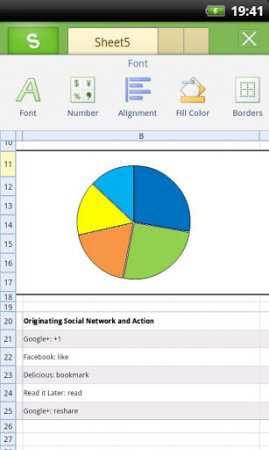 Kingsoft Office Türkçe (Multi-Lan) (Ücretsiz Türkçe Apk Android Office Uygulaması)