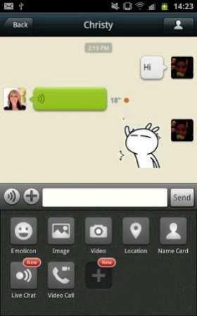 WeChat - Android WeChat Uygulaması