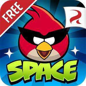 Angry Birds Space (Android Kızgın Kuşlar Oyunu)