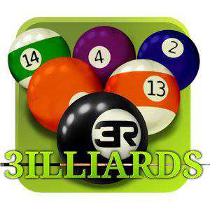 Android Bilardo Oyunu (3D Pool game - 3ILLIARDS Free)