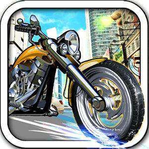 Android Motorsiklet Yarış Oyunu - Reckless Moto
