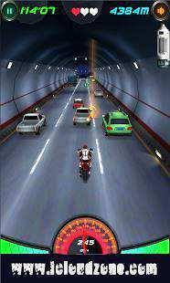 Asphalt Moto (Android Motorsiklet Yarış Oyunu)