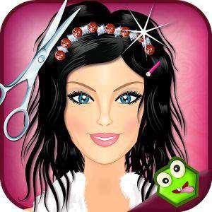 Android Saç Kesme Kız Oyunu - Sally's Hair Salon İndir