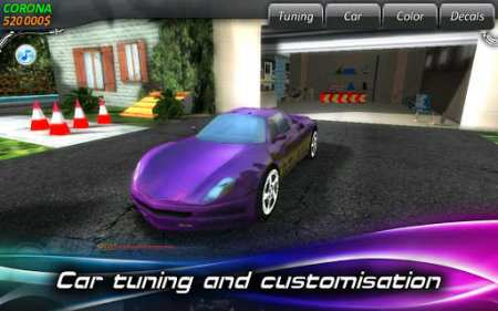 Race illegal High Speed 3D Android indir