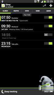 Gelişmiş Telefon Alarm Uygulaması - Sleep as Android indir