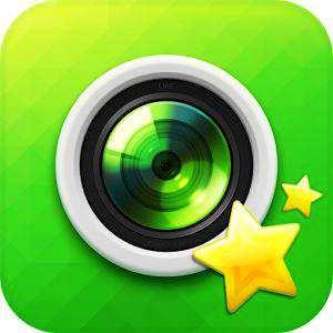 Android Resim Efekt Programı Line Kamera Apk İndir
