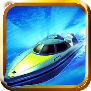 Turbo River Racing Free (Android Nehir Yarış Oyunu)