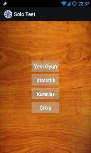 Solo Test Android İndir