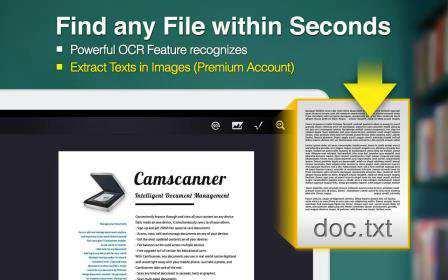 Android Tarama ve PDF Yapma Uygulaması CamScanner Apk İndir