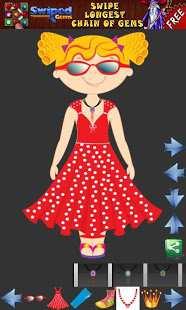 Prenses Giydirme Android Kız Oyunu