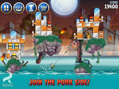 Angry Birds Star Wars II Free Apk İndir