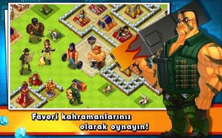 Jungle Heat Apk İndir