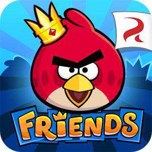 Angry Birds Friends Android Kızgın Kuşlar Facebook Oyunu