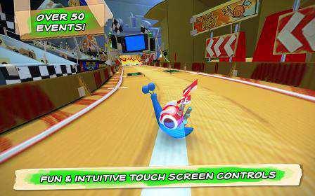 Salyangoz Yarış Oyunu Turbo FAST Apk İndir