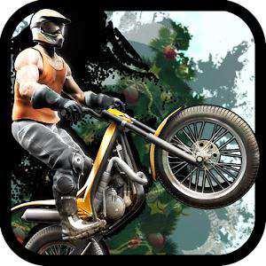 Trial Xtreme 2 Winter (Android Motorsiklet Yarış Oyunu)