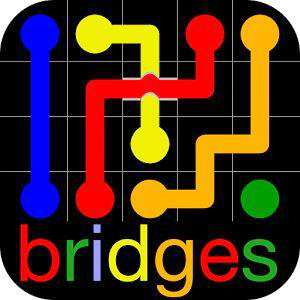 Flow Free Bridges Apk İndir