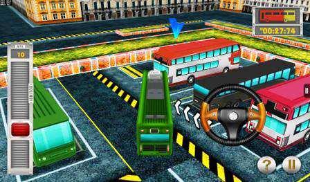 Busman 3D - Otobüs Park Etme Apk İndir