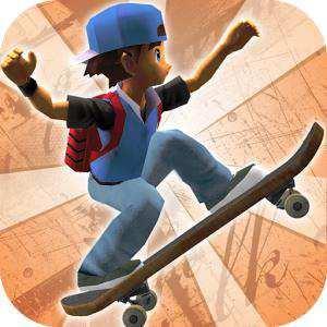 Asphalt Surfers Free (Android Asphalt Surfers Kaykay Oyunu)