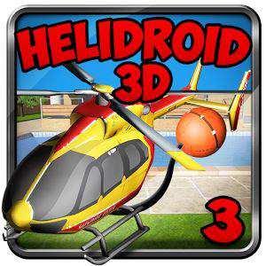 Helidroid 3 - 3D RC Helikopter Oyunu