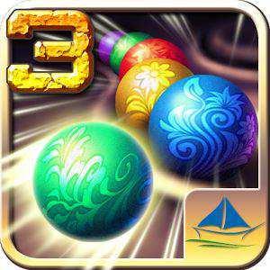 Farklı Android Zuma Oyunu Marble Blast 3