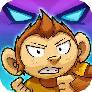 Super Monkey Run (Android Maymun 3D Oyunu)