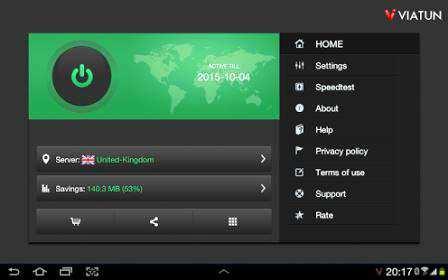 Android Yasaklı Sosyal Ağlara Girme VPN Viatun Apk İndir