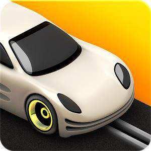 Groove Racer (Minyatür Araba Yarış Oyunu)