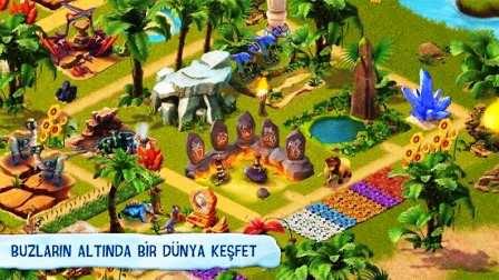 Ice Age Village (Android Buz Devri Oyunu)