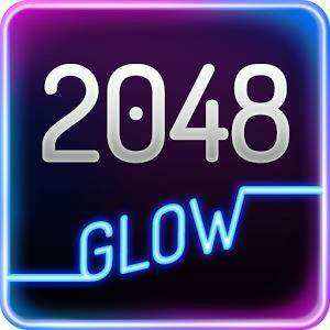 2048 Glow Android Oyunu