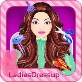 Pancys Hair Salon - Android Kuaför Oyunu İndir