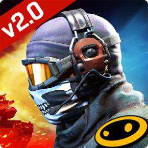 Android Savaş Oyunu Frontline Commando 2